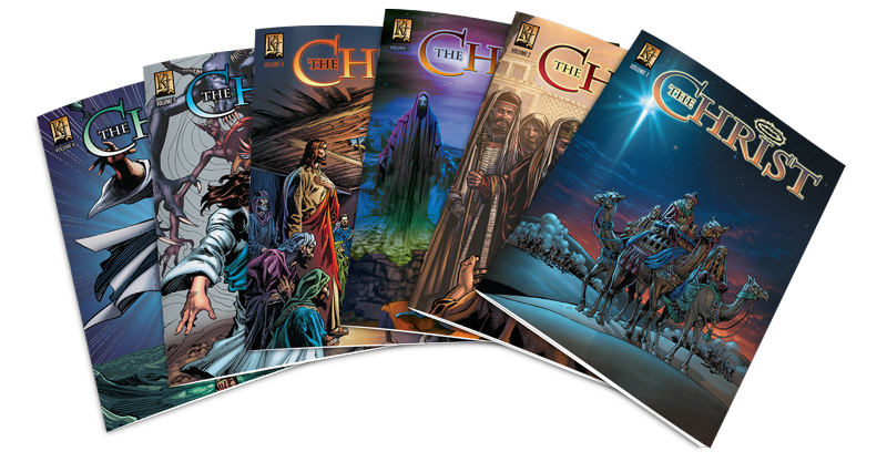 New Testament Comics Pack