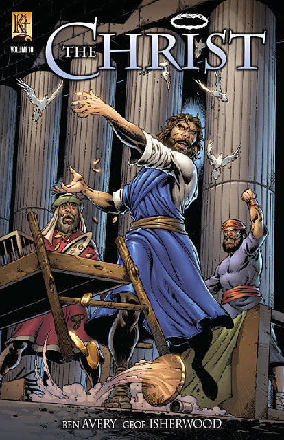 The Christ Volume 10 - Digital - Kingstone Comics
