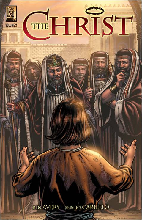 The Christ Volume 2 - Digital - Kingstone Comics