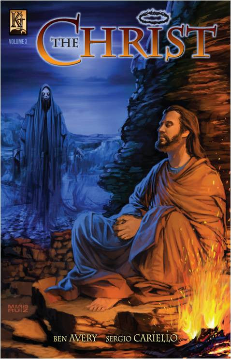 The Christ Volume 3 - Kingstone Comics