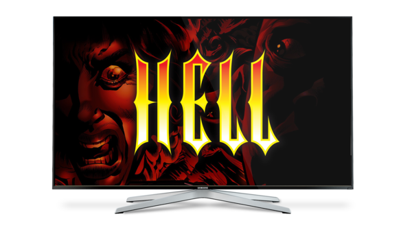 Hell - Animated Comic - Kingstone Comics
