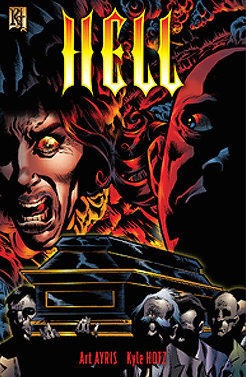 Hell - Kingstone Comics
