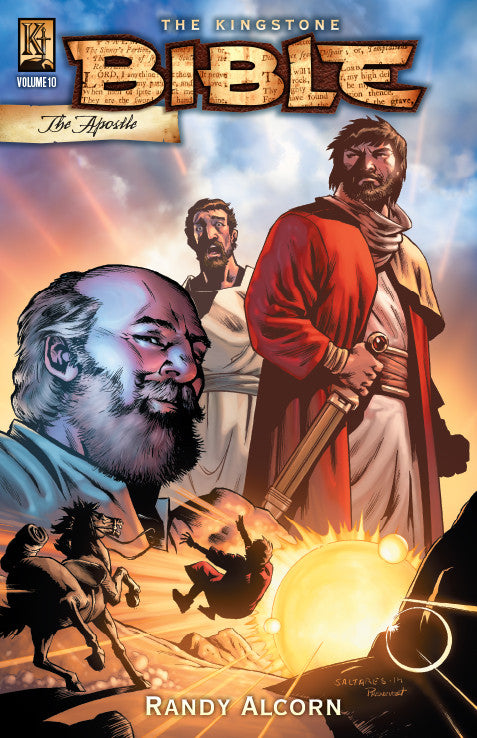 Kingstone Bible Volume 10: The Apostle - Kingstone Comics