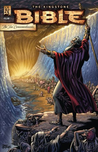 Kingstone Bible Volume 3: The Ten Commandments - Kingstone Comics