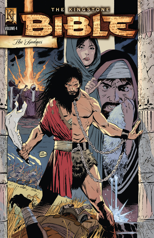 Kingstone Bible Volume 4 - Digital - Kingstone Comics