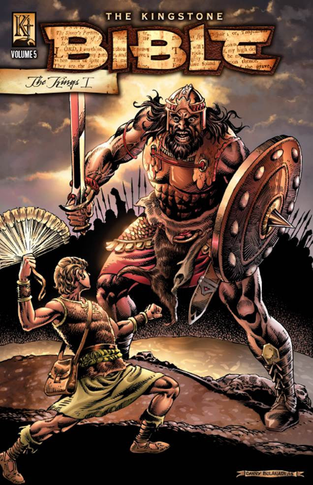 Kingstone Bible Volume 5: The Kings I - Kingstone Comics
