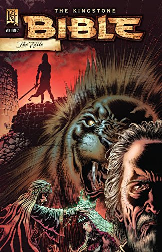 Kingstone Bible Volume 7: The Exile - Kingstone Comics