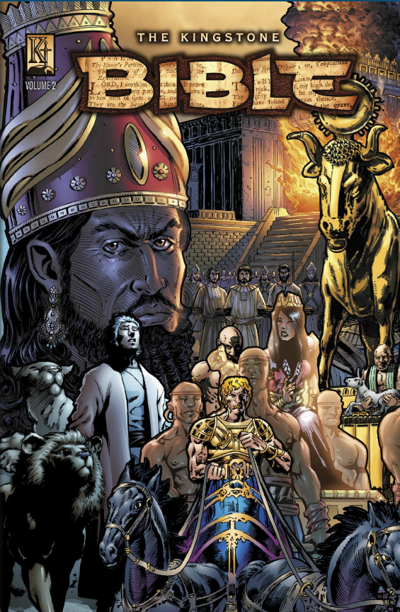 Kingstone Bible Volume 6: The Kings II - Digital - Kingstone Comics