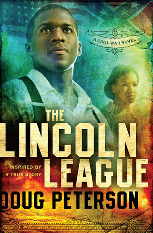 The Lincoln League - Kingstone Comics