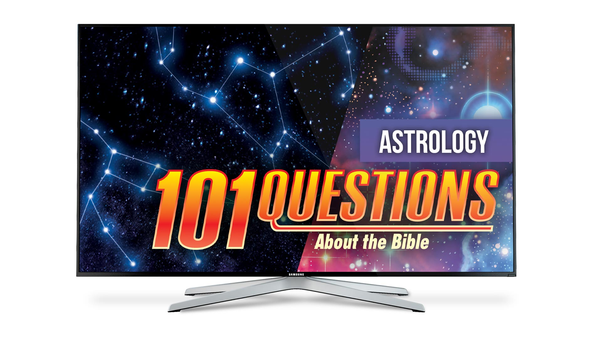 101 Questions: #22 What does the Bible say about astrology?