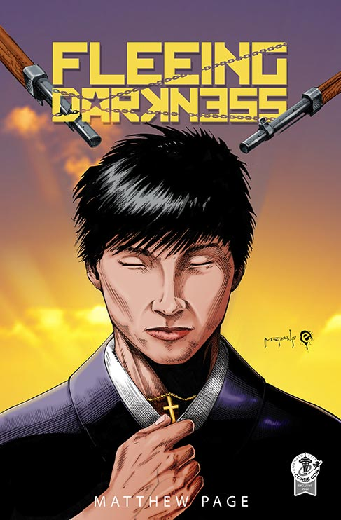 Fleeing Darkness Issue 2 - Digital - Kingstone Comics