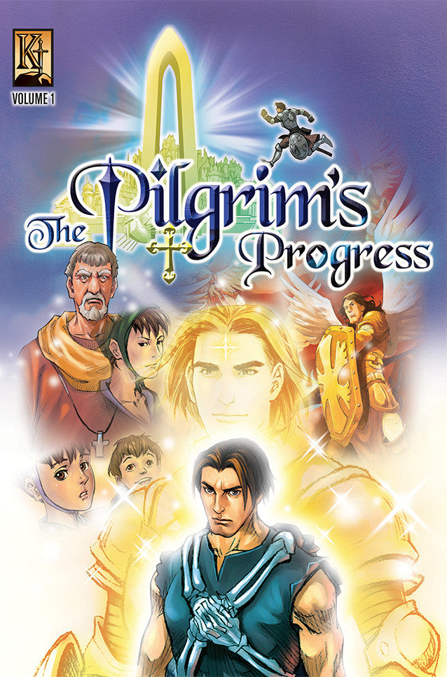 Pilgrim's Progress Volume 1 - Kingstone Comics