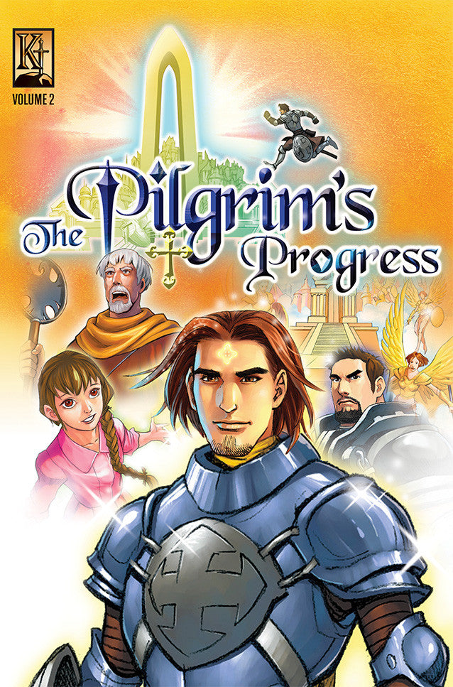 Pilgrim's Progress Volume 2 - Kingstone Comics