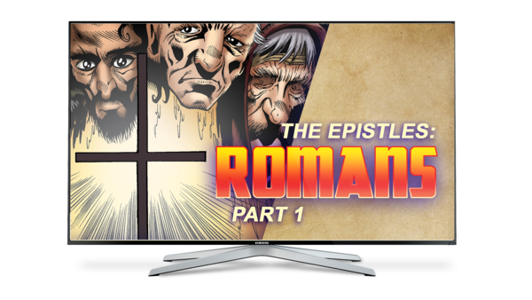 Romans Part 1 - Animated Comic - Kingstone Comics