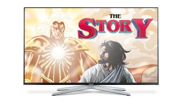 The Story - Animated Comic - Kingstone Comics