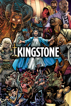 "Kingstone Classics Poster 24""x36"" - Kingstone Comics"