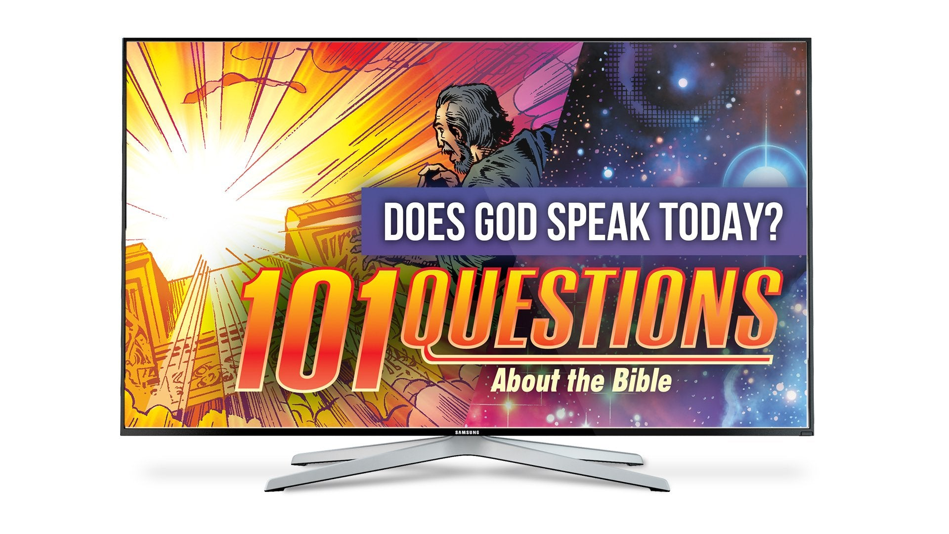 101 Questions: #3 Does God Speak Today? - Kingstone Comics