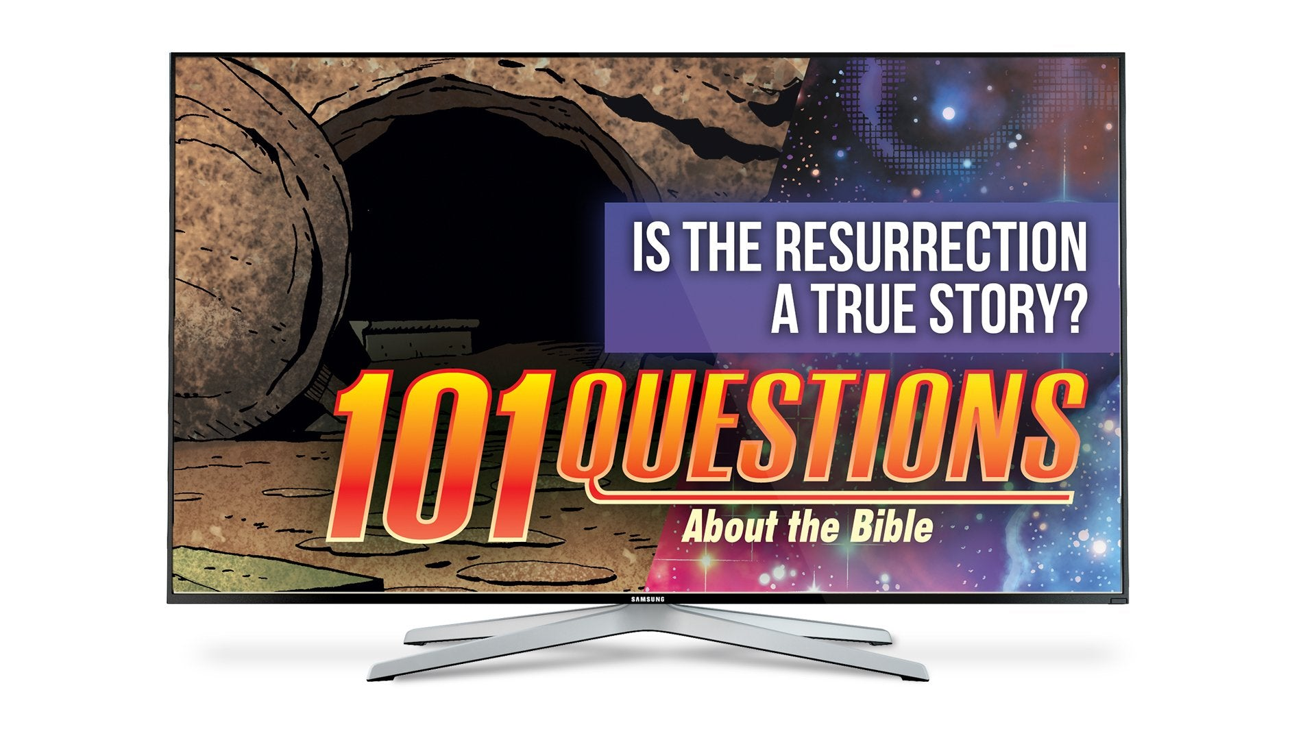101 Questions: #5 Is The Resurrection a True Story? - Kingstone Comics