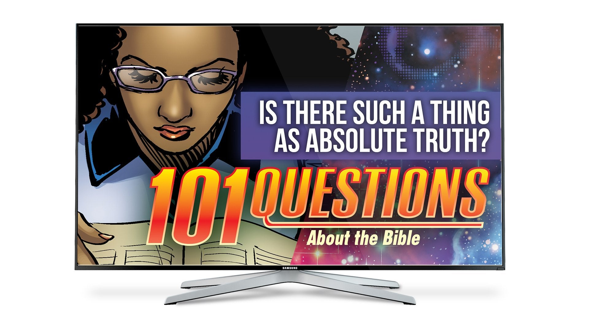 101 Questions: #11 Is There Such a Thing as Absolute Truth? - Kingstone Comics