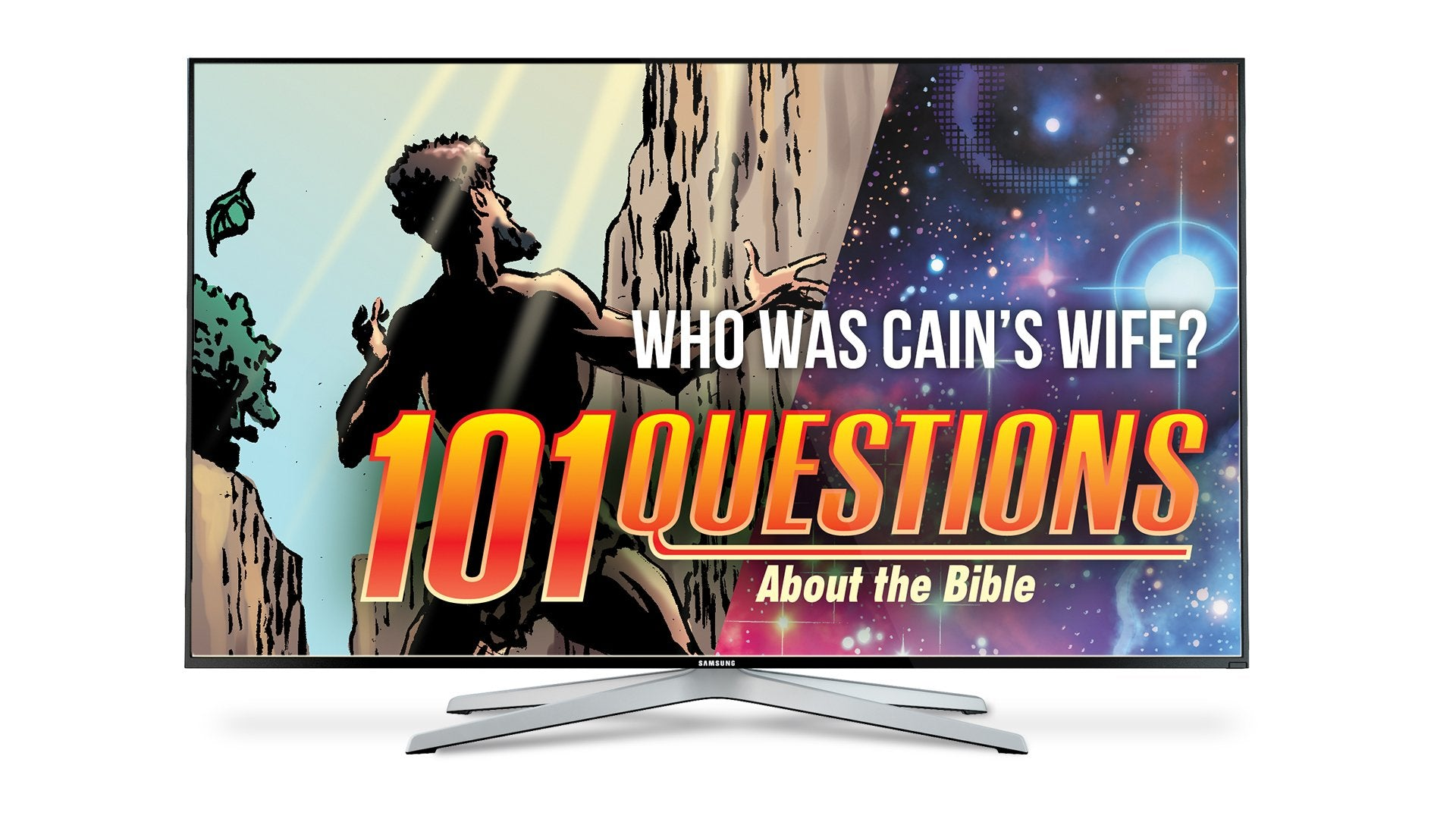 101 Questions: #2 Cain's Wife - Kingstone Comics