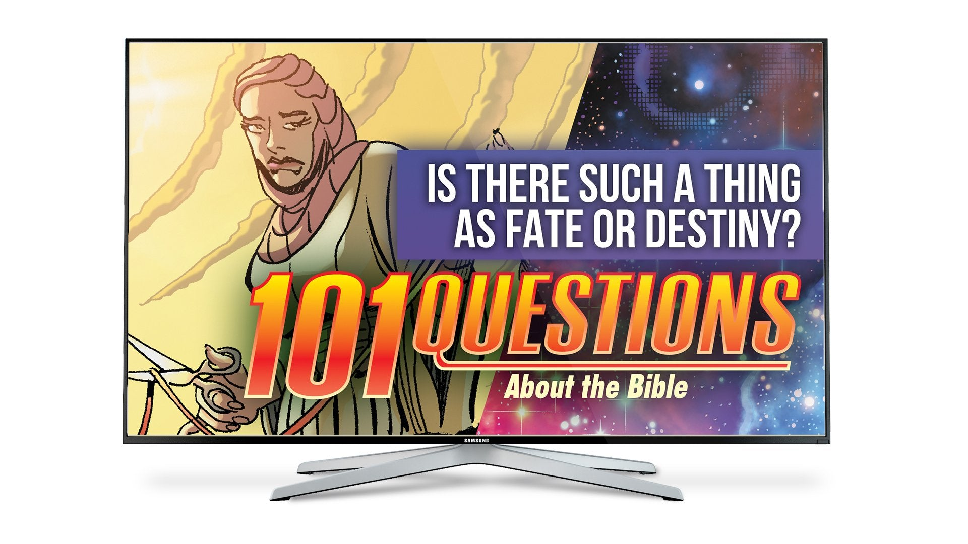 101 Questions: #9 Is There Such a Thing as Fate or Destiny? - Kingstone Comics