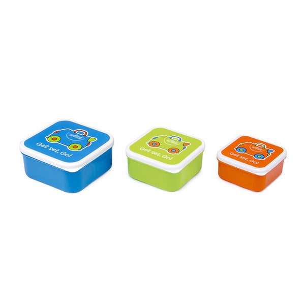 Trunki Snackbox Set - Terrance