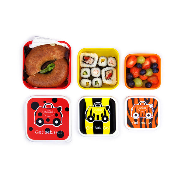 Trunki Snackbox Set - Tiere