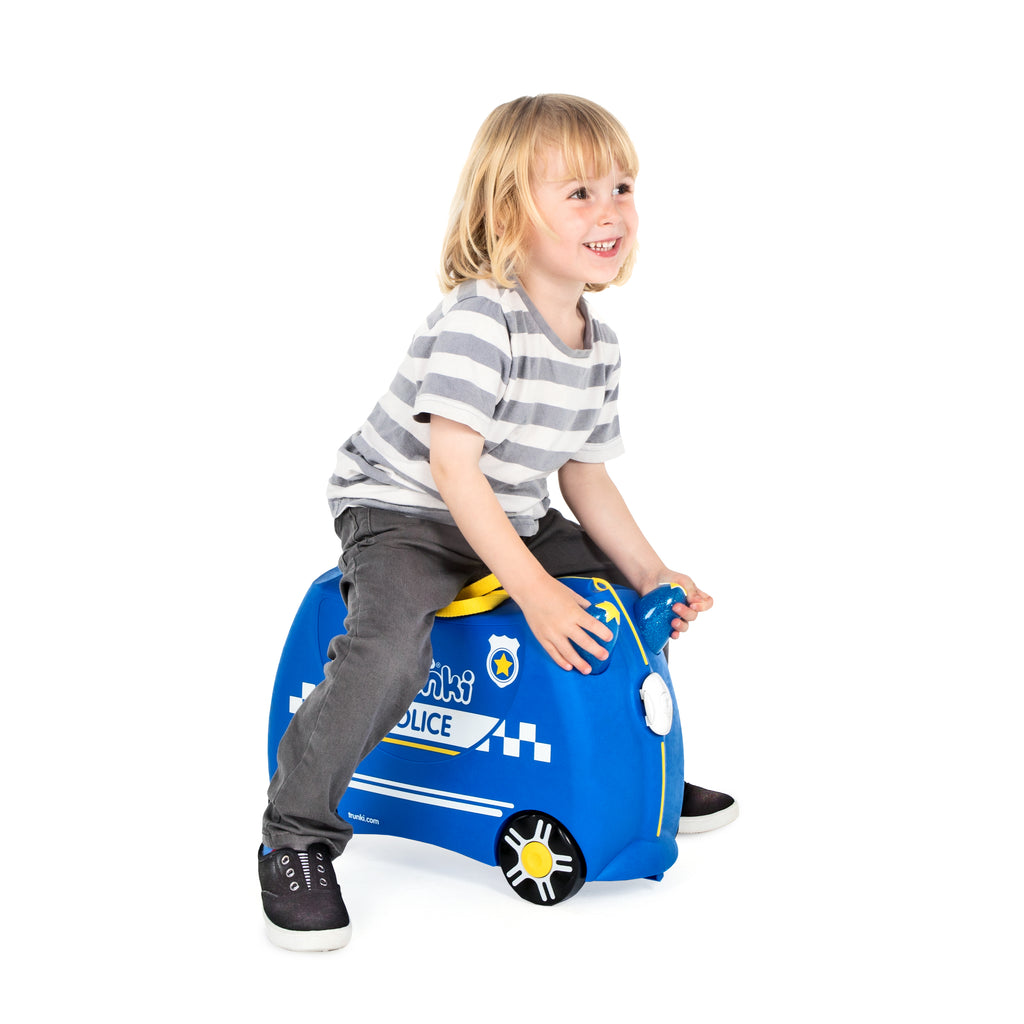 Percy das Polizeiauto Trunki