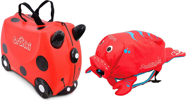 Harley Trunki + Pinch PaddlePak