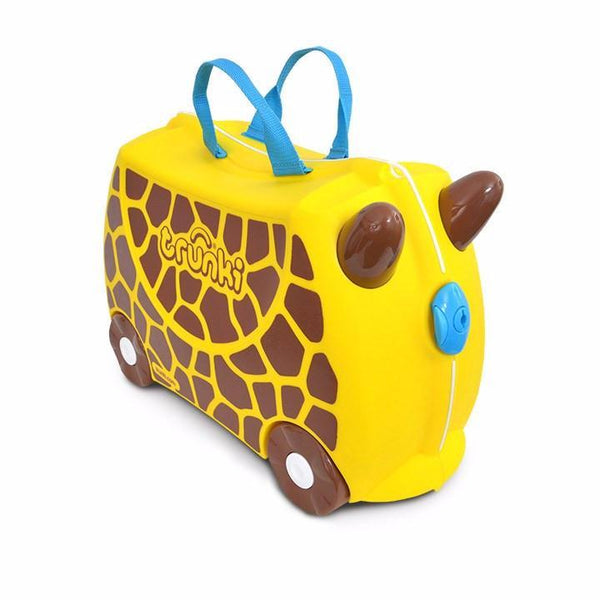 Gerry die Giraffe Trunki