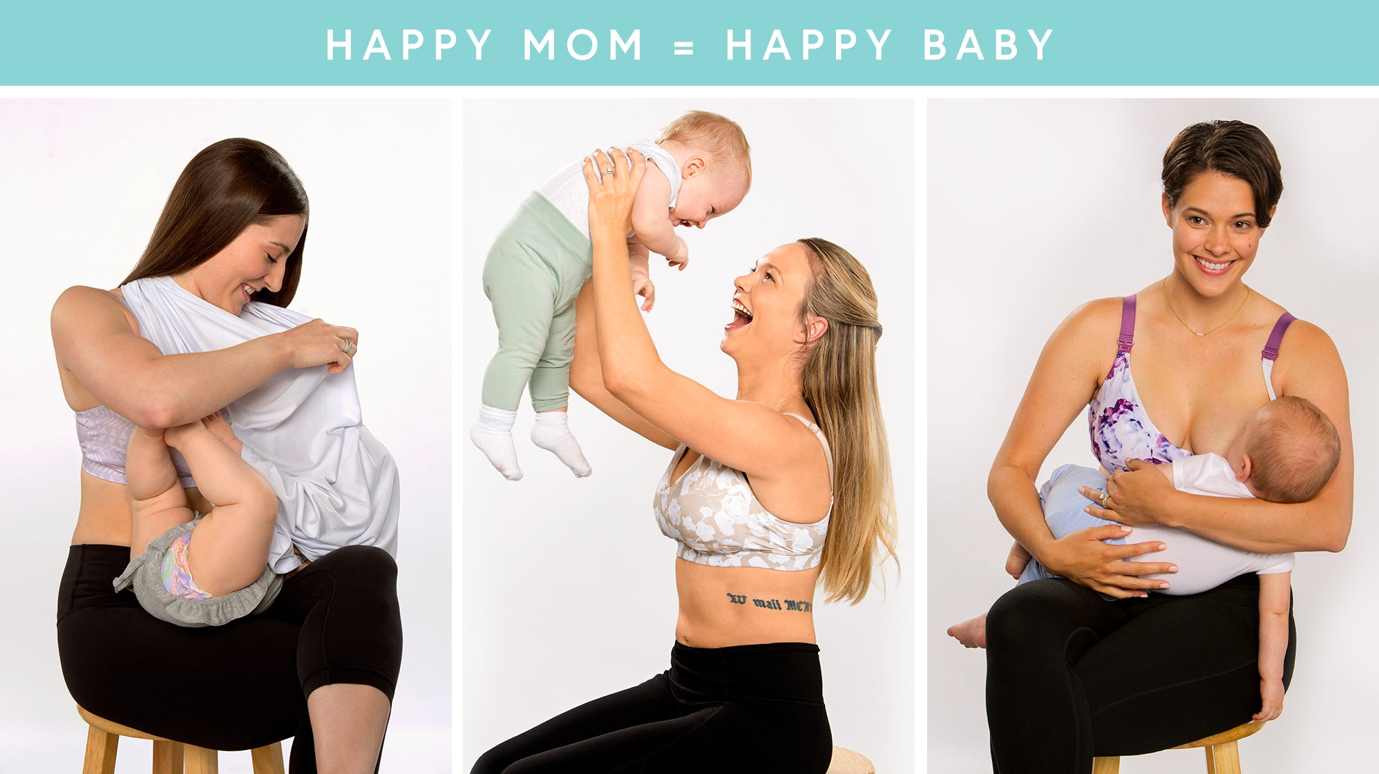6f2333e4eb The Anywhere Bra™ is an athleisure-inspired pumping, nursing, and maternity  bra that is perfect for practically anything. Now moms can do it all.