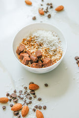 Chocolate Almond Coconut Oatmeal