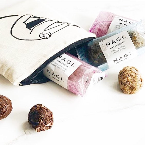 Nagi's $15 Organic Makaroon Sample Pack