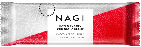 Nagi Organic Chocolate Bar