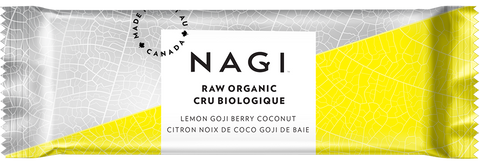 Raw Organic Snack Bar