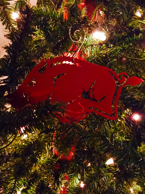 razorback ornament