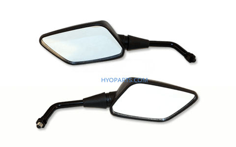 Hyosung Set Pair Naked Mirror GT125 GT250 GT650 GD250N