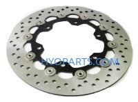 Hyosung Front Right Brake Disc Rotor GV650 ST7