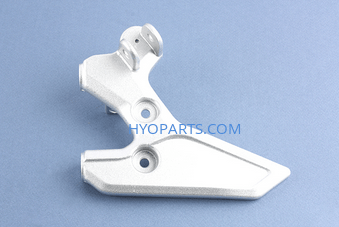 HYOSUNG GD250N FOOT PEG BRACKET FRONT