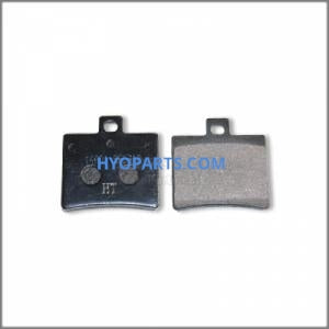 Hyosung GD250N Rear Brake Pads 69301HC8100
