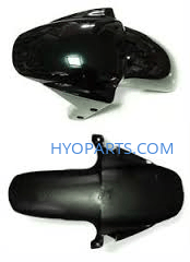 53110HM81800BK Hyosung Black Front Guard Fender