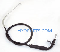 Hyosung Steel Throttle Cable GT125R GT250R