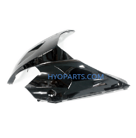 94421HP92020BK Hyosung GT125R GT250R GT650R Black Left Upper Fairing Fairings