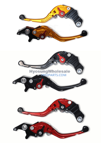 Hyosung Brake Clutch Lever GD250N