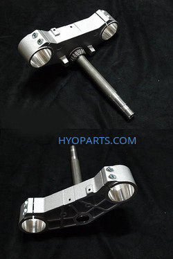 Hyosung Front Fork Triple Trees Clamp Hyosung GT125R GT250R GT650R