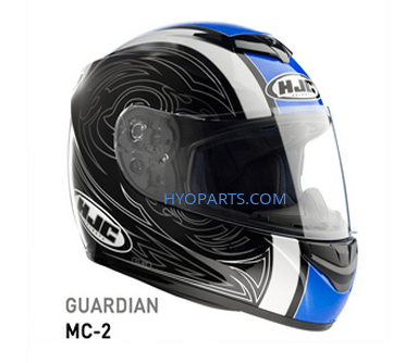 HJC GUARDIAN MC-2
