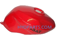 44110HN9200CDR Hyosung Fuel Tank Red Carby Hyosung