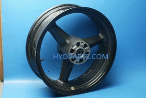 Hyosung Rear Wheel Black GV650
