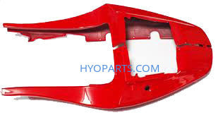 Hyosung Red Rear Pair Side Cover Set All GT