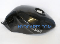 44110HN9200CBK Hyosung Fuel Gas Tank Black Carb